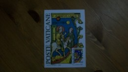 S.28.09.34.VATICANO.1980.CARTA MAXIMA. - Cartoline Maximum