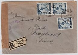 1946, Asland-Reko! MeF! , #6141 - 1945-60 Briefe U. Dokumente