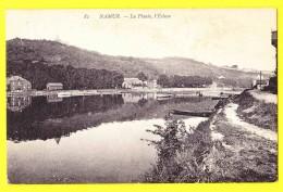* Namur - Namen (La Wallonie) * (nr 82) La Plante, L'écluse, Sluis, Canal, Quai, Rare, Old, CPA, Unique - Namur
