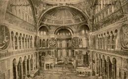 TURQUIE - Carte Postale De La Mosquée St Sophie En 1926 - A Voir - L  3545 - Turchia