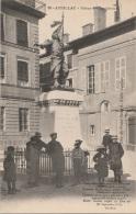 15 - AURILLAC - Statue Des Combattants (impeccable) - Aurillac