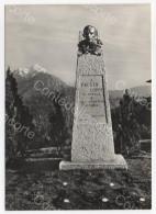 IL MONUMENTO A FAUSTO COPPI - SANTUARIO MADONNA DEL GHISALLO PROTETTRICE DEI CICLISTI - TASSATA CON SEGNATASSE - 1964 - Como