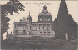 27936g  CHATEAU DE LA CRUCHE - LA GRANDE TERRASSE  - KASTEEL - Renaix - 1908 - Renaix - Ronse