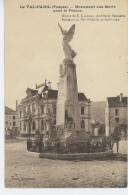 LE VAL D'AJOL - Monument Aux Morts Inauguré Le 7 Août 1922 - Andere Gemeenten