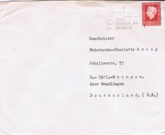 NL+ Niederlande 1976 Mi 1064 Juliane - Kriegsgefangenenpost Franz Fischer In Breda - Covers & Documents