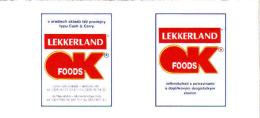 Czechia Boites D'allumettes Poêlon, Mint Matchbox Skillet, Bratpfanne, Lekkerland Foods - Vente En Gros, Wholesale - Cajas De Cerillas (fósforos)