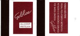 Slovaquie Boites D'allumettes Poêlon Mint Matchbox Skillet Bratpfanne Goldline Allcoop Bratislava Bijouterie D'imitation - Boites D'allumettes