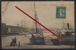 76 LE HAVRE -- Le Bassin De La Barre. - Porto