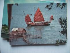 Asia China Fairwingd Harbour Cruise - China