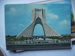 Asia Iran Teheran Tehran Shahyad Monument - Iran