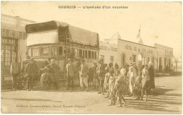 ET MAR 001 MAROC GUERCIF L'arrivée D'un Courrier - Marokko