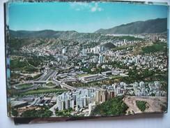 Venezuela Caracas Panoramic View - Venezuela