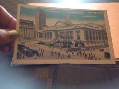 New York City The Public Libarry - Places & Squares