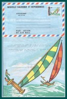 Nouvelle Calédonie Aérogramme N° AE 8 **  Régates 45F 1982 - Aérogrammes