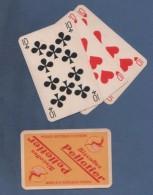 4 CARTES A JOUER BISCOTTES PELLETIER - 32 Cartes