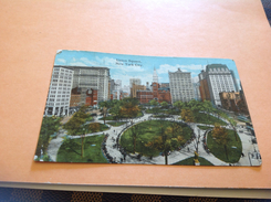New York City   Union Square - Union Square