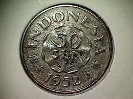 Indonesie 50 Sen 1952 - Indonésie