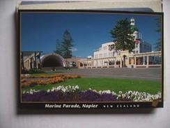 Nieuw Zeeland New Zealand Marine Parade Napier - Nieuw-Zeeland