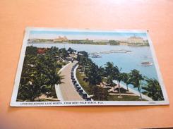 Palm Beach Looking Across - Palm Beach