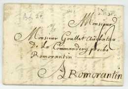 S.ESP – PONT-SAINT-ESPRIT (Gard) – 1760 - M. Anne BOUTILLER Fille De La Charité » BOLLENE Romorantin - 1701-1800: Precursores XVIII