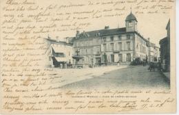 CHARMES - Place De L'Hôtel De Ville - Charmes