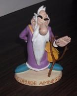 """Figurine Résine """"le Druide AMNESIX"""" - Plastoy - Asterix & Obelix"""