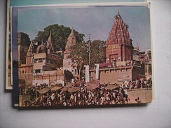 Asia India Ganga Ghat-Varansi - India