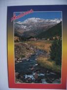 Andorra Nice Nature  ( With Andorra Stamp ) - Andorra