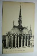D 75 - Paris - La Sainte Chapelle - Churches