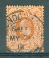 GREAT BRITAIN - Yv. Nr 122 - Gest./obl./cancelled - Cote 11,00 € - 1902-1951 (Re)