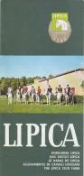 Slovenia Lipica Lipizzaner Horse Guide - Dépliants Touristiques