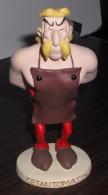 "Figurine Résine ""CETAUTOMATIX"" - Plastoy - Asterix & Obelix"