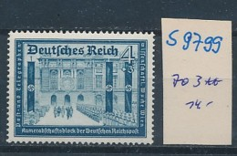 DR   Nr.  703  **  ( S9799 ) Siehe Scan ! - Allemagne