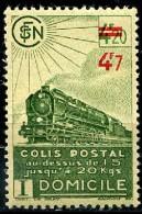 Frankreich Mi. EPM 173   Dampflok 1943 **/MNH - Trains