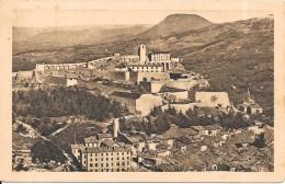 SISTERON - 04 -Une Vue Du Fort  - ENCH0616 - - Sisteron