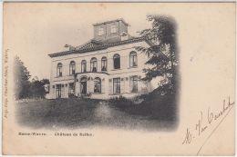 27977g  CHATEAU  DE BELLOY  - KASTEEL - Basse-Wavre - 1901 - Wavre