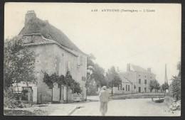 ANTOUNE Rare L´Ecole (ODP) Dordogne (24) - Other Municipalities