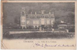 27983g   VILLA DE LA COLLINE - Chokier - 1902 - Flémalle