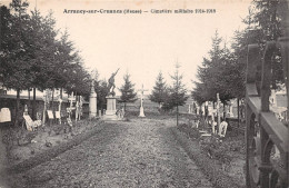 ARRANCY SUR CRUSNES - Cimetière Militaire 1914-1918 - Unclassified