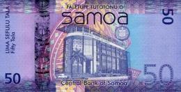 SAMOA P. 41a 50 T 2012 UNC - Samoa