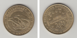 ANTIBES - MARINELAND - ANNEE 2000 - Monnaie De Paris