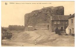 DALHEM  --  Ruines De L'ancien Château-fort Construit Vers 1080, Bombardé En 1648 - Dalhem