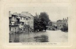 11 QUILLAN Les Bords De L´Aude Le Pont Vieux - Autres Communes