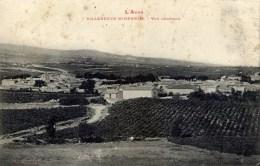 11 VILLENEUVE MINERVOIS Vue Générale (Vignes) Ed. Labouche - Autres Communes