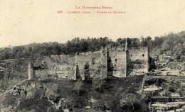 11 SAISSAC Ruines Du Chateau  Ed.LABOUCHE - Autres Communes