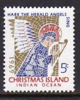 Christmas Island 1969 Christmas, MNH (B) - Christmas Island