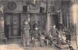ROCHEFORT SUR MER - L'Arsenal - La Salle D'armes - Les Maîtes Armuriers - Rochefort