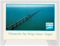 CHESAPEAKE BAY BRIDGE TUNNEL VIRGINIA - Chesapeake