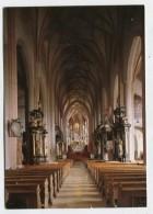 CHRISTIANITY - AK282797 Mondsee - Ehemalige Stiftskirche - Kircheninneres - Chiese E Conventi