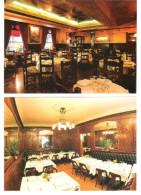 France - 2 Cards - Paris - Brasserie Bofinger - Rue De La Bastille - Pubs, Hotels, Restaurants